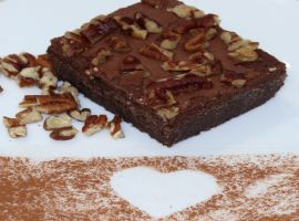 Pecan Brownie Perfections