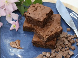 Chocolate Brownie Beauties